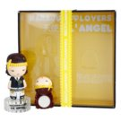 Gwen Stefani Harajuku Lovers Lil Angel dárková sada I. toaletní voda 30 ml + tuhý parfém 1,2 g