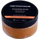 Harmonique Orange & Cinnamon & Clove cukros peeling narancsbőrre  200 ml