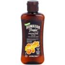 Hawaiian Tropic Protective Waterproef Beschermende Droge Olie voor Bruinen  SPF 15 (Coconut & Guava) 100 ml