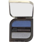 Helena Rubinstein Wanted Eyes Color Duo Eye Shadow Color 58 Majestic Grey and Feather Blue (Duo Eyeshadows) 2 x 1,3 g