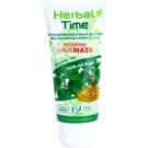Herbal Time Nettle and Argan máscara regeneradora para cabelo  200 ml
