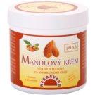 Herbavera Body mandľový hydratačný krém na telo a tvár (With Jojoba And Glycerin) 250 ml