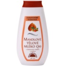 Herbavera Body зволожуюче молочко для тіла з мигдалевою олією  400 мл