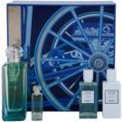 Hermès Un Jardin Sur Le Nil coffret VII.  Eau de Toilette 100 ml + Eau de Toilette 7,5 ml + gel de duche 40 ml + leite corporal 40 ml