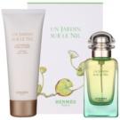 Hermès Un Jardin Sur Le Nil dárková sada VIII. toaletní voda 50 ml + tělové mléko 75 ml