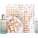 Hermès Un Jardin Sur Le Nil ajándékszett IV. Eau de Toilette 100 ml + 15 ml + testápoló tej 40 ml
