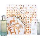 Hermès Un Jardin Sur Le Nil set cadou IV. Apa de Toaleta 100 ml + 15 ml + Lotiune de corp 40 ml
