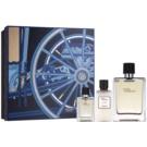 Hermès Terre D'Hermes Gift Set VI.  Eau De Toilette 100 ml + Eau De Toilette 12,5 ml + Aftershave Balm 40 ml