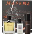 Hermès Terre D'Hermes Geschenkset XVIII.  Parfüm 75 ml + After Shave Water 40 ml + Rasierschaum 50 ml
