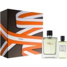 Hermès Terre D'Hermes ajándékszett XIX.   Eau de Toilette 100 ml + tusfürdő gél 80 ml