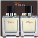 Hermès Terre D'Hermes dárková sada XXI. toaletní voda 2 x 50 ml