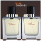 Hermès Terre D'Hermes Geschenkset XXI.  Eau de Toilette 2 x 50 ml
