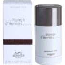Hermès Voyage d´Hermes dezodorant w sztyfcie unisex 75 ml