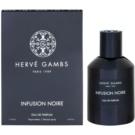 Herve Gambs Infusion Noire eau de parfum unisex 100 ml