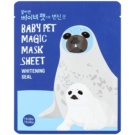 Holika Holika Magic Baby Pet reinigende Maske für das Gesicht  16 ml