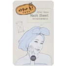 Holika Holika Mask Sheet After Facial Mask For Reducing Pores (After Sauna) 18 ml