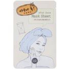 Holika Holika Mask Sheet After Gesichtsmaske zur Reduzierung der Poren  18 ml