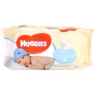 Huggies Pure Cleansing Napkins For Children From Birth  56 pc