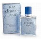 Hugo Boss Boss Elements Aqua Eau de Toilette pentru barbati 100 ml