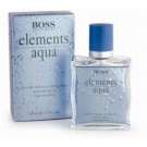 Hugo Boss Boss Elements Aqua Eau de Toilette für Herren 100 ml