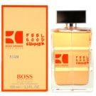 Hugo Boss Boss Orange Man Feel Good Summer eau de toilette férfiaknak 100 ml
