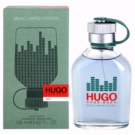 Hugo Boss Hugo Music Limited Edition Eau de Toilette für Herren 125 ml
