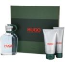 Hugo Boss Hugo Geschenkset IX. Duschgel 50 ml + Eau de Toilette 125 ml + After Shave Balsam 75 ml