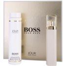 Hugo Boss Boss Jour Pour Femme dárková sada I. parfemovaná voda 75 ml + tělové mléko 200 ml