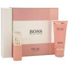 Hugo Boss Boss Ma Vie подаръчен комплект V. парфюмна вода 30 ml + балсам за тяло 100 ml