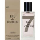 Iceberg Eau de Iceberg Jasmine Eau de Toilette für Damen 100 ml