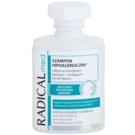 Ideepharm Radical Med Psoriasis champú hipoalergénico para el cuero cabelludo afectado de psoriasis  300 ml