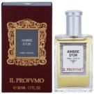 IL PROFVMO Ambre D´Or парфюмна вода унисекс 50 мл.