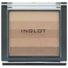 Inglot AMC večbarvni bronz puder odtenek 80 10 g