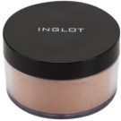 Inglot Basic matující sypký pudr pro dokonalou fixaci make-upu odstín 04 30 g