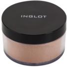Inglot Basic matujący puder sypki doskonale utrwalający podkład odcień 04 30 g