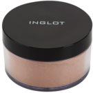 Inglot Basic polvos sueltos para fijar el maquillaje tono 04 30 g