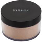 Inglot Basic матираща насипна пудра за съвършено фиксиране на фон дьо тена цвят 14 30 гр.