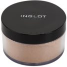 Inglot Basic polvos sueltos para fijar el maquillaje tono 14 30 g