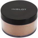 Inglot Basic матираща насипна пудра за съвършено фиксиране на фон дьо тена цвят 15 30 гр.