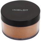 Inglot Basic matující sypký pudr pro dokonalou fixaci make-upu odstín SXL4 30 g