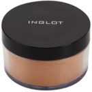 Inglot Basic polvos sueltos para fijar el maquillaje tono SXL4 30 g