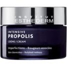 Institut Esthederm Intensive Propolis lehký krém proti akné regulující tvorbu kožního mazu 50 ml