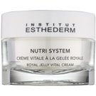 Institut Esthederm Nutri System crema hranitoare cu laptisor de matca (Time Cellular Care) 50 ml