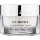 Institut Esthederm Radiance Moisturiser for First Signs of Ageing For Brightens And Smoothes Sklin  50 ml