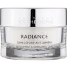 Institut Esthederm Radiance Creme gegen erste Zeichen von Hautalterung für klare und glatte Haut  50 ml