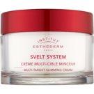 Institut Esthederm Svelt System zoštíhľujúci krém proti celulitíde na spevnenie pokožky (Multi-Target Slimming Cream) 200 ml