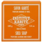 Institut Karité Paris Almond & Honey Bar Soap With Shea Butter  100 g