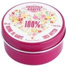 Institut Karité Paris Premier Amour 100 % Sheabutter für Gesicht, Körper und Haare  50 ml
