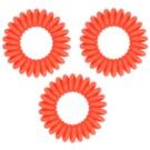 InvisiBobble Original Secret Garden gumička do vlasů 3 ks Sweet Clementine (Traceless Hair Rings)