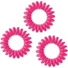 InvisiBobble Traceless Hair Ring Hair Boots 3 pcs Color pink